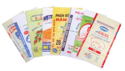 Bao Bì nhựa PP Dệt Đựng Gạo, Phân Bón, Thức ăn Gia Súc